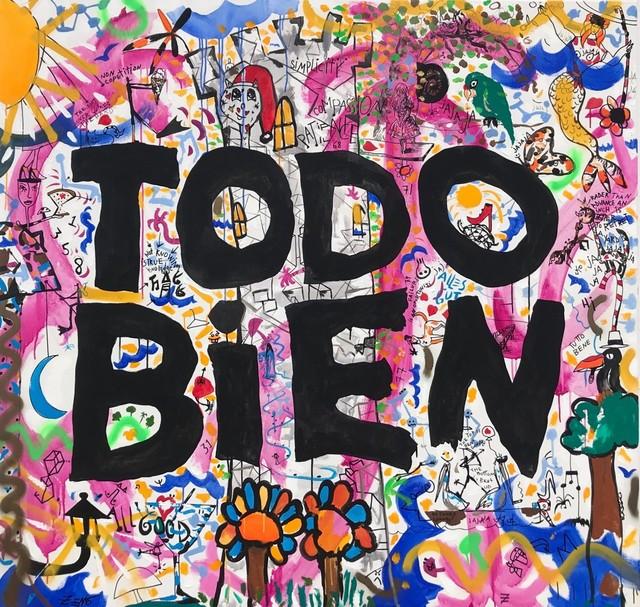 , 'Todobien - Torre del Yunque ,' 2019, Biaggi & Faure Fine Art