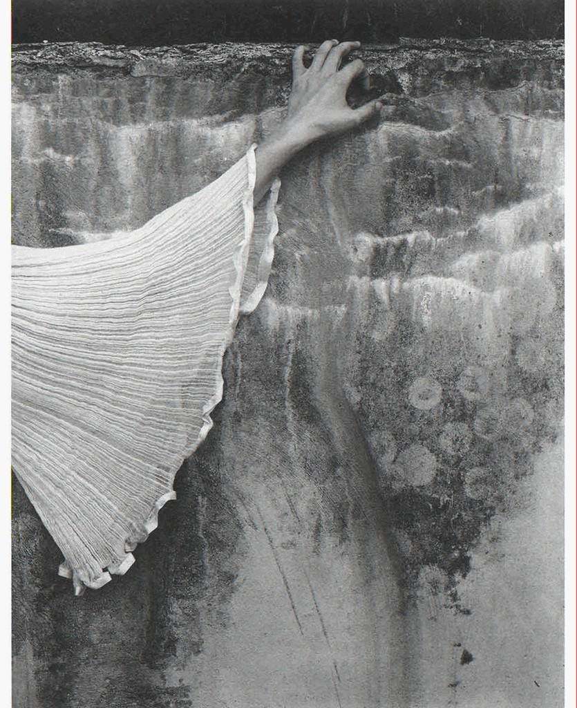 "Hand-initialed, bound platinum print from 21st Editions' ""Sally Mann"""