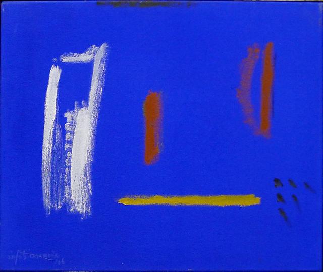 , 'Nocturno azul,' 2006, Fernández-Braso