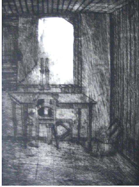 Sibylle Schwarz, 'Mein Zimmer (My Childhood Room) (ed of 4)', 1967, Robert Kananaj Gallery