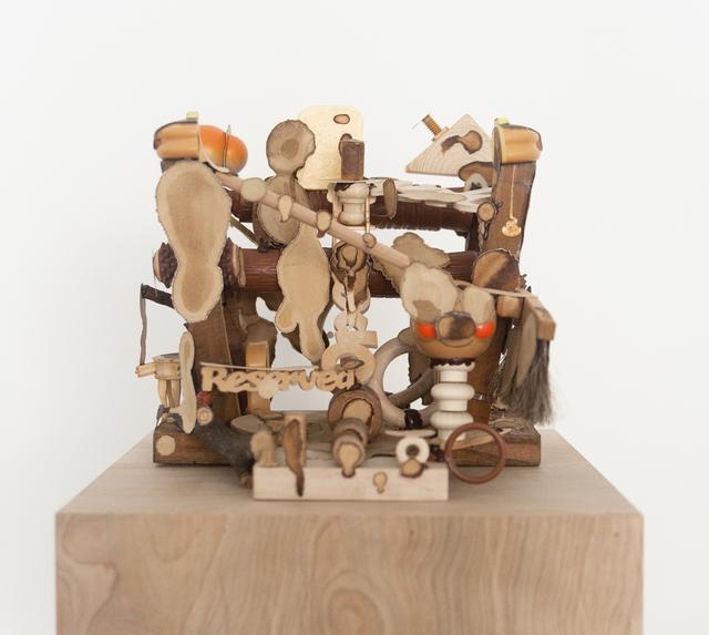 , 'Muddy Stream from a Mug,' 2014, Jane Lombard Gallery