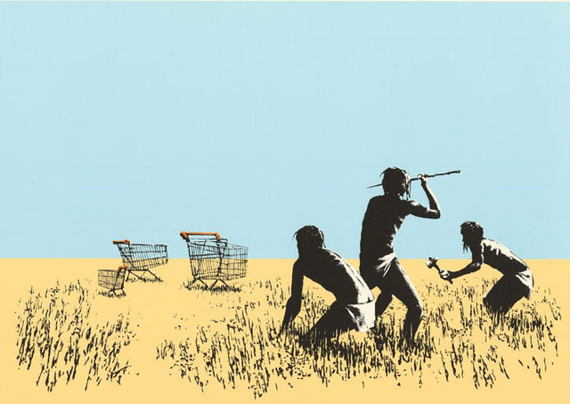 , 'Trolley Hunters (Colour),' 2007, Tanya Baxter Contemporary