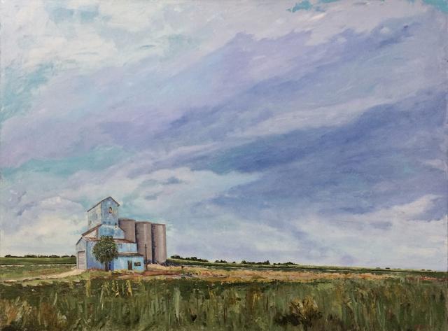 , 'Davenport Elevator,' 2016, Kiechel Fine Art