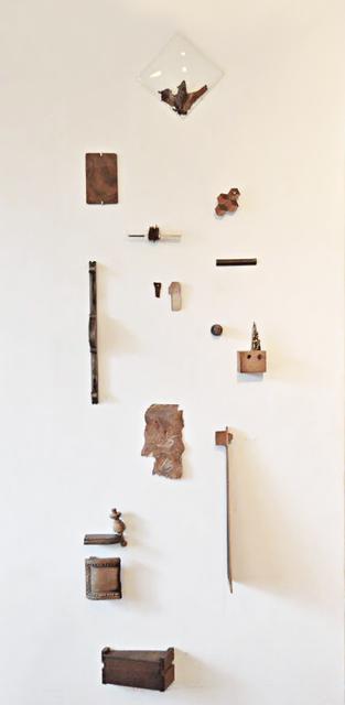, 'Fragmentos III | Fragments III,' 2016, Gachi Prieto