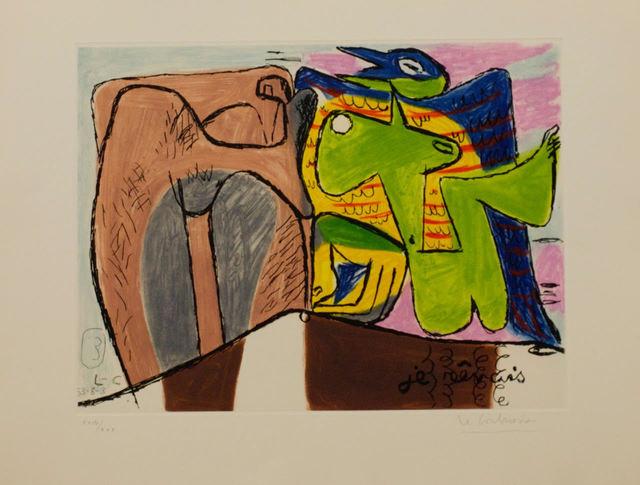 , 'Unité,' 1963-65, Artgráfico