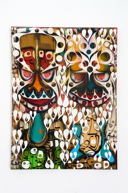 , 'Two Bust of Integral Impression ,' 2010, Javier Lopez & Fer Frances
