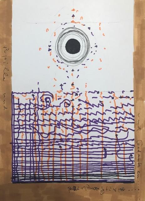 Warja Lavater, 'Pupille und Gedanken', ca. 1979, Fresh Window