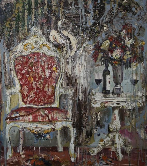 , 'Interior After Party I,' 2018, NUNU FINE ART