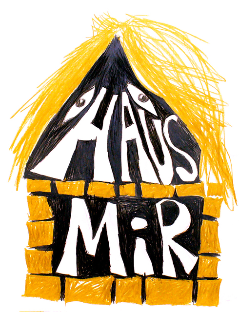 , 'Haus MIR, 28. 4. 09 -1,' 2009, Galerie Sabine Knust