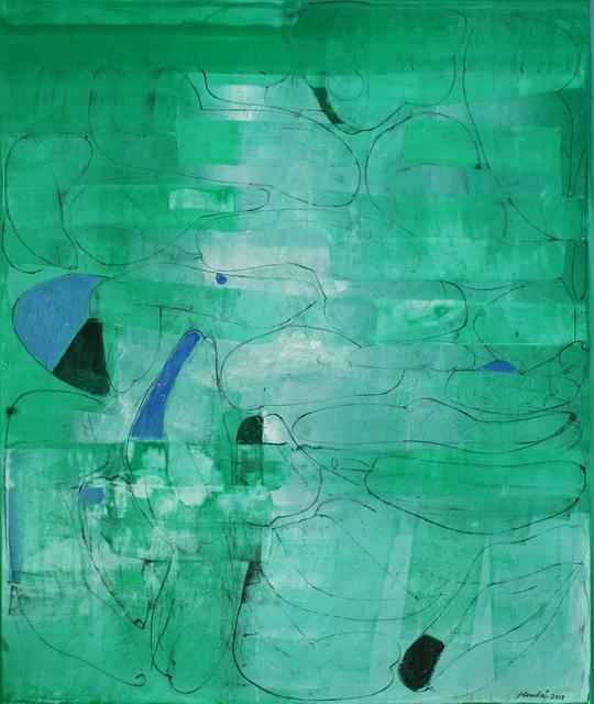 , 'Voice of God 31,' 2017, Bill Lowe Gallery