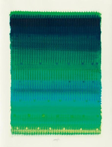 Heinz Mack, 'May', 1990, Korff Stiftung GmbH