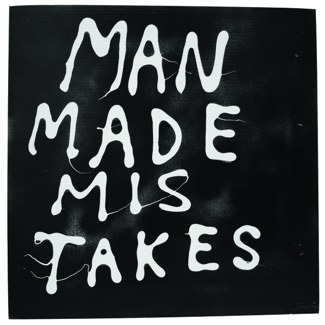 Nathan Bell, 'Man Made Mistakes', 2017, Subliminal Projects