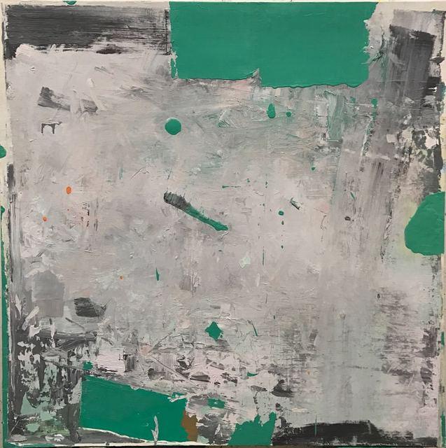 , 'Green 17-2-3,' 2017, PARKVIEW ART Hong Kong
