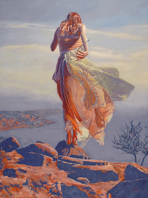 , 'Sirenia, Study,' 2017, IX Gallery