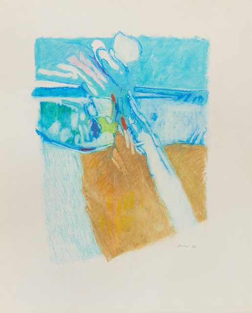 , 'Untitled II (Blue Brown),' 1976, Susan Eley Fine Art