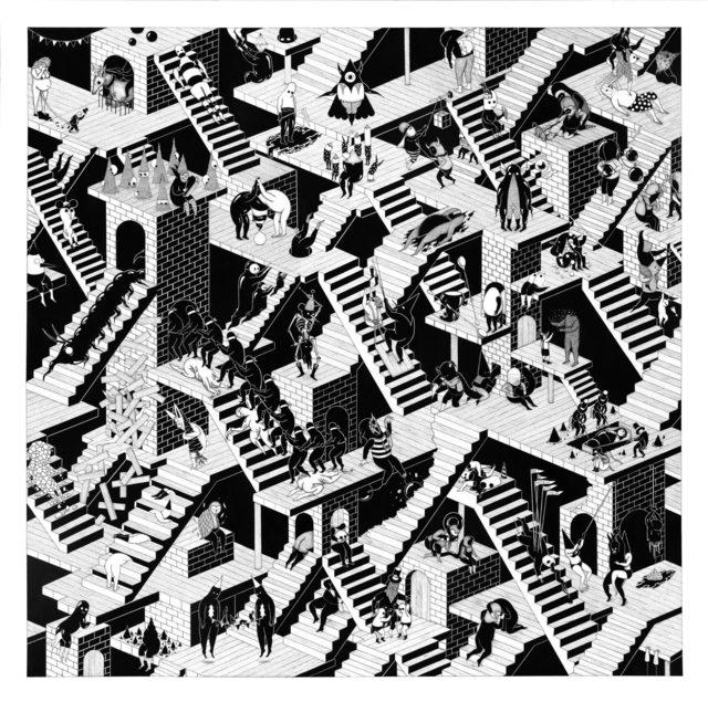 , 'Structure 10,' 2010, MLF | MARIE-LAURE FLEISCH