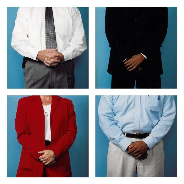 Sean Healy, 'Secret Handshake', 2006, Elizabeth Leach Gallery