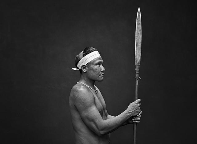 Sebastião Salgado, 'Korubo, Amazonas, Brazil', 2017, Peter Fetterman Gallery