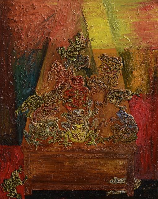 , 'Kodok Berpesta III ,' 2014, Mizuma Art Gallery