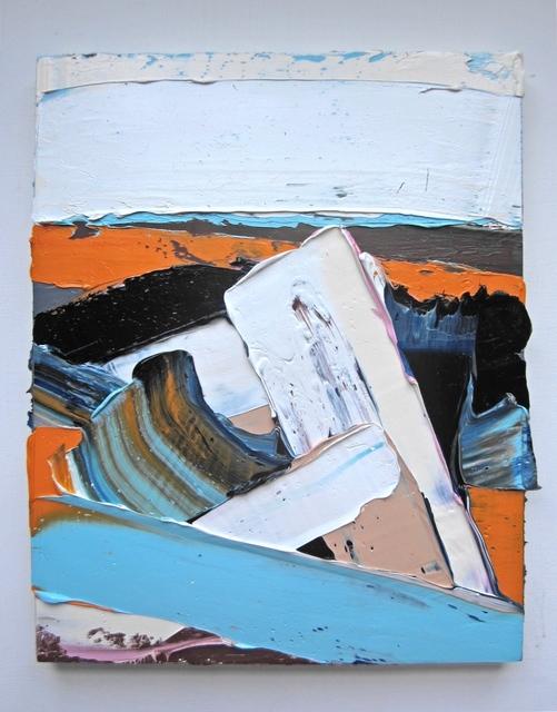 , 'Doing and Undoing,' 2017, Miller Yezerski Gallery