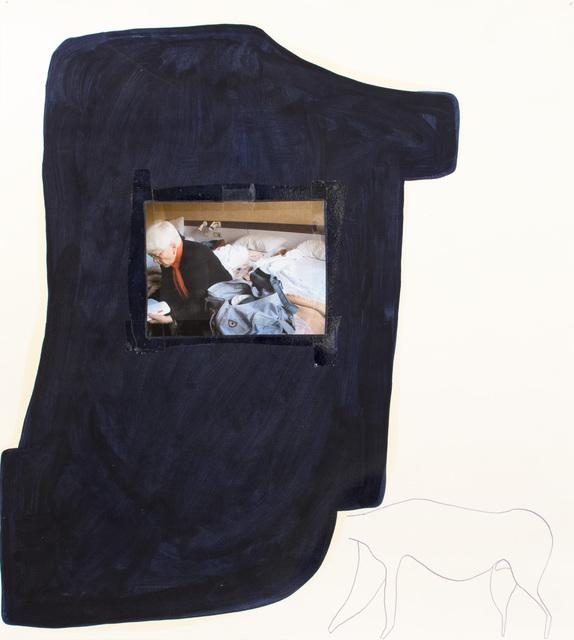 , 'Her Distraction,' 2011, Gaa Gallery