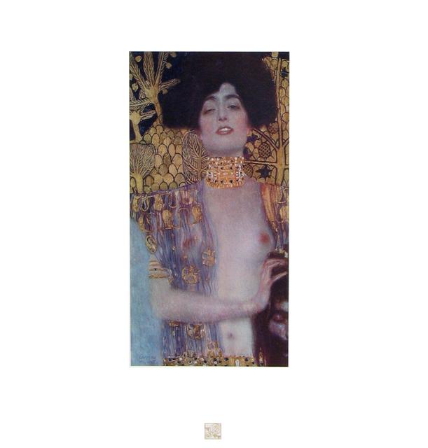 , 'Judith [Das Werk Gustav Klimts],' 1908-1914, Jason Jacques Gallery