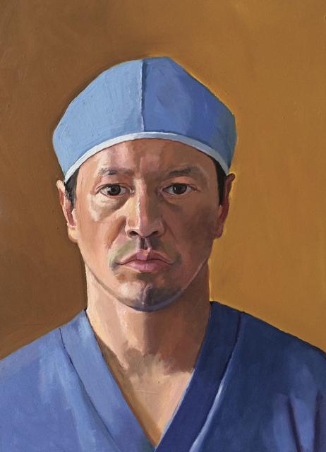 , 'Dr. Urbina,' 2018, Craig Krull Gallery