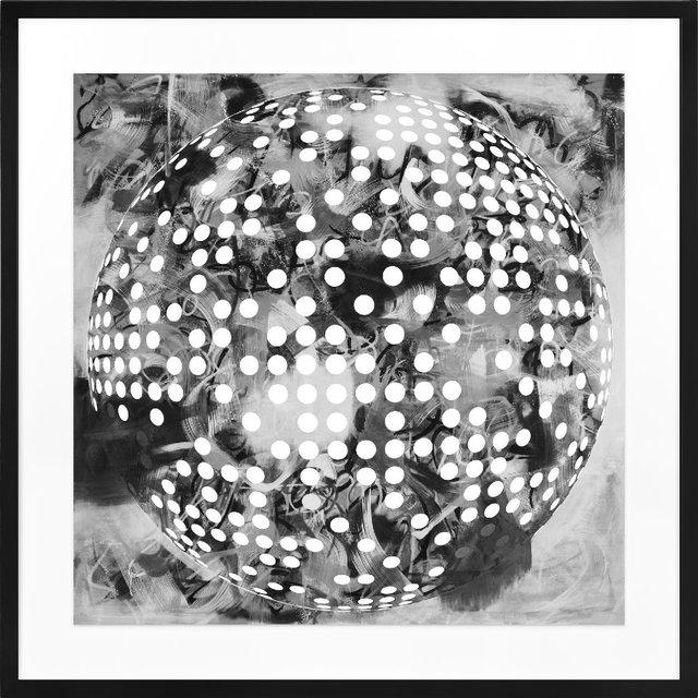 , 'Sphere #3E,' 2016, TWYLA