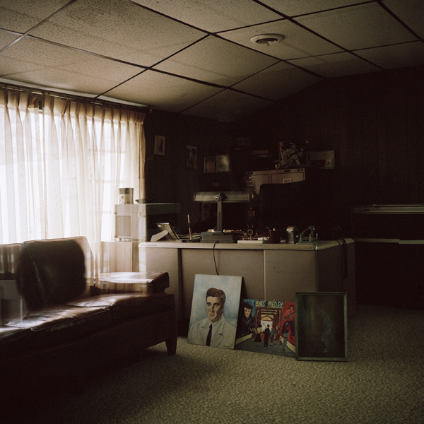 , 'Graceland, Memphis Tennessee,' 2014, Galleri Tom Christoffersen