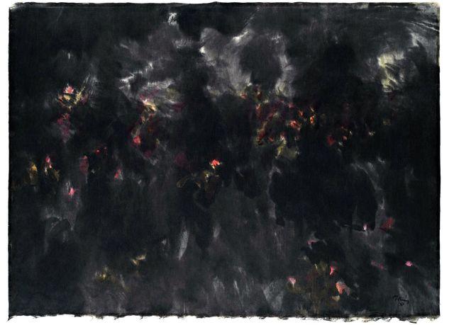 , 'Untitled (Sumi),' 1957, Galerie Diane de Polignac & Chazournes