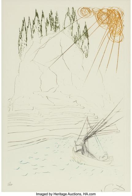 Salvador Dalí, 'Tristan et Iseult (five works)', 1970, Heritage Auctions