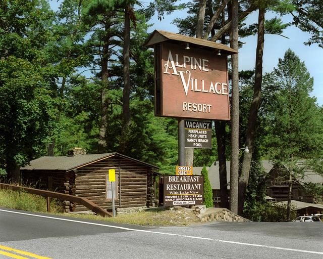 , 'Alpine Village,' 2017, Ground Floor Gallery