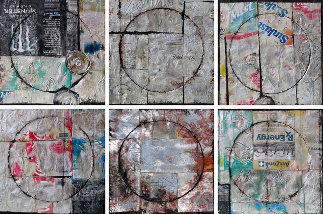 , 'Replicate Study Series,' 2014, Artspace Warehouse