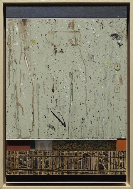 James Powditch, 'Composition II', 2020, Mixed Media, Mixed media assemblage, Nanda\Hobbs