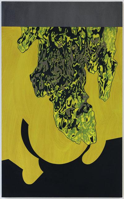 , 'Erections for Transatlantica (Buto),' 2018, Galerie Martin Janda