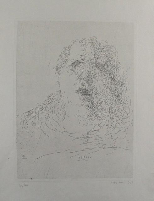 , 'Selbst Am 29.3.1965,' 1965, Sylvan Cole Gallery