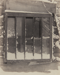 Alfred Stieglitz, 'Window: Wood, Glass, Snow,' 1923, Phillips: The Odyssey of Collecting