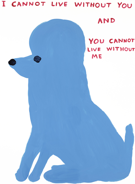 , 'I Cannot Live Without You,' 2019, Jealous Gallery