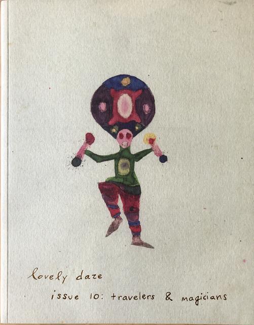 , 'Lovely Daze Issue 10: Travelers & Musicians,' 2017, Lovely Daze