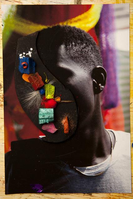 , 'Multicolor #1,' 2013, Yossi Milo Gallery