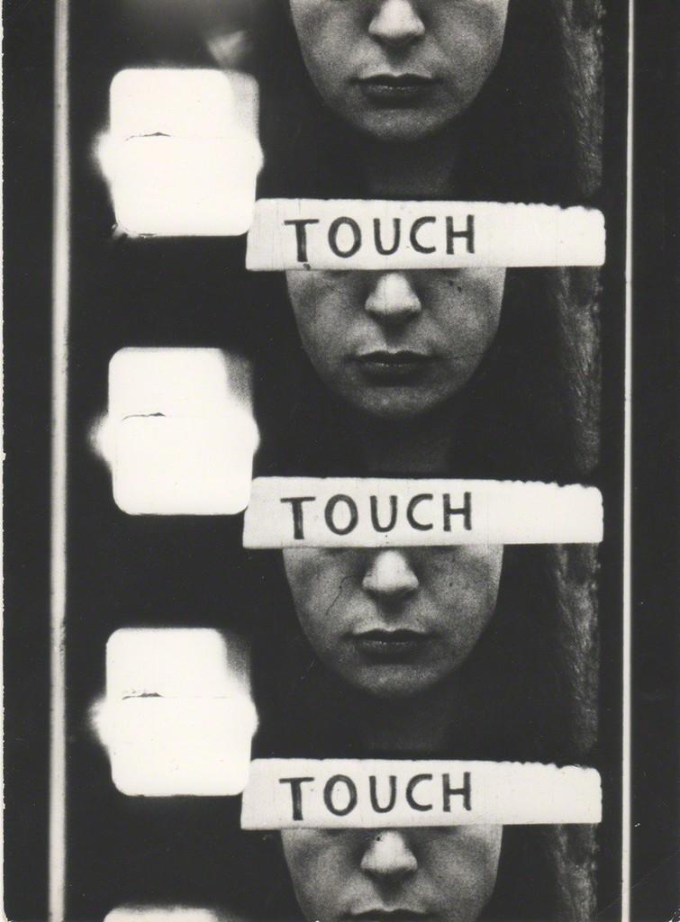 Ewa Partum, 'Tautological Cinema (still),' 1973-1974, Galerie M+R Fricke