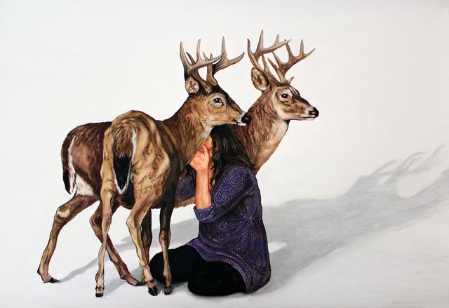 , 'Fauna of Divines,' 2012, Galeri Nev