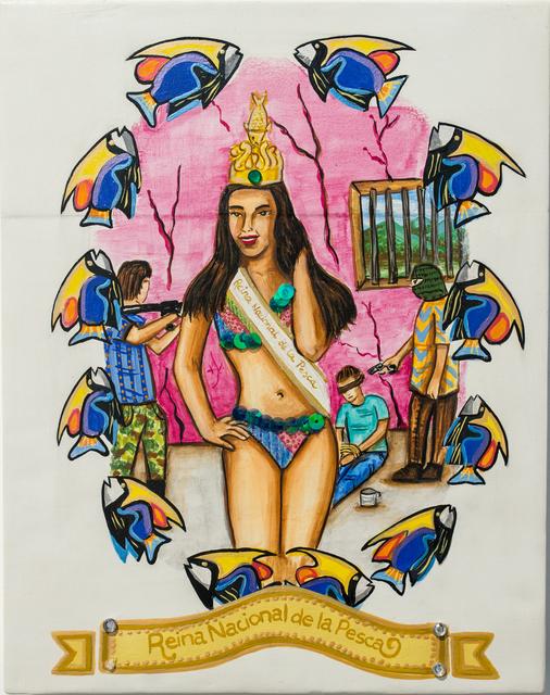 Luis Nicolás Camargo, 'Reina Nacional de la Pesca', 2005-2007, Track 16 Gallery