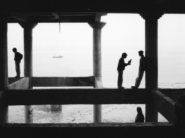 , 'Varanasi, India,' 1999, Peter Fetterman Gallery