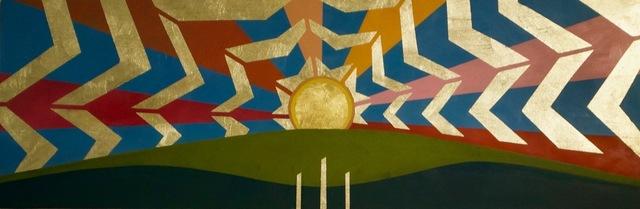 , 'Heavens Sent,' 2017, Miller Gallery Charleston