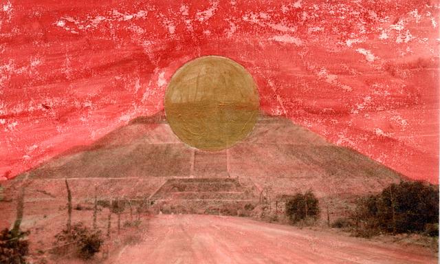 , 'Variaciones sobre la Pirámide del Sol No. 3,' 2018, Patricia Conde Galería