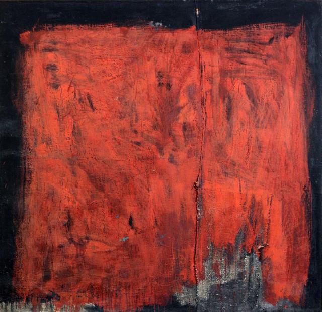 , 'Pintura Roja,' 1961, Pan American Art Projects