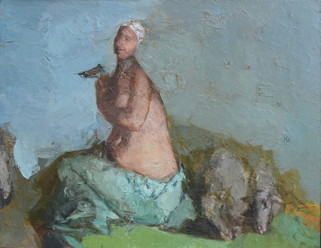 , 'Country Beauty,' 2008, Gateway Gallery