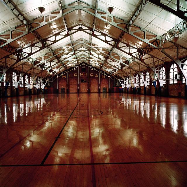 Rhona Bitner, 'Intramural Sports Building, University of Michigan, Ann Arbor, Mi, April 22, 2015', 2017, Blondeau & Cie