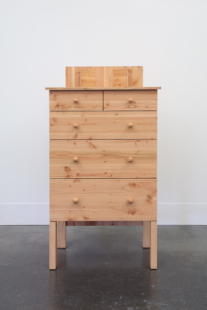 , 'A Chest of Drawers,' 1987-2014, Lora Reynolds Gallery